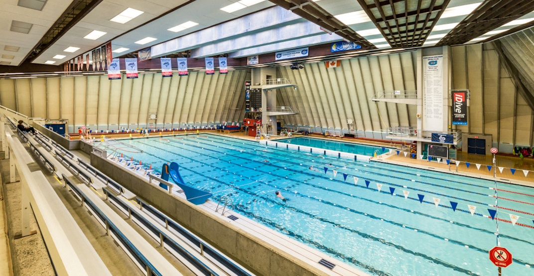 New replacement Vancouver Aquatic Centre could have a retractable roof