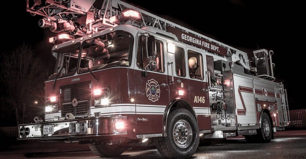Newborn baby abandoned at Ontario fire station early Tuesday morning