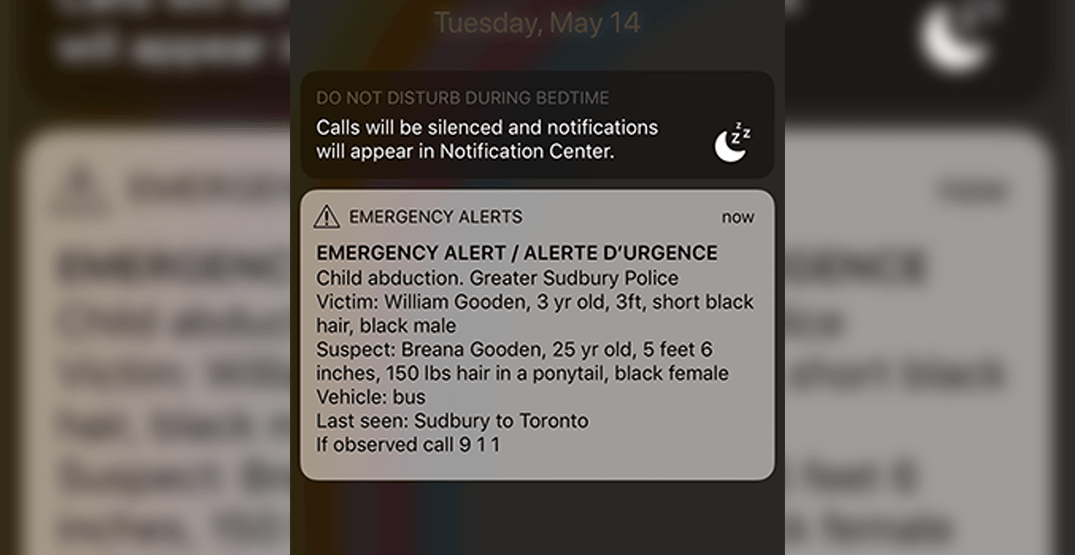 There is a way to avoid getting Amber Alerts on your phone