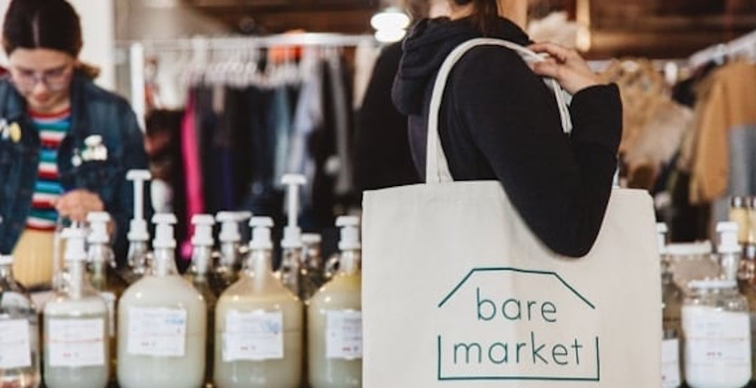 Another zero-waste store is opening in Toronto this year
