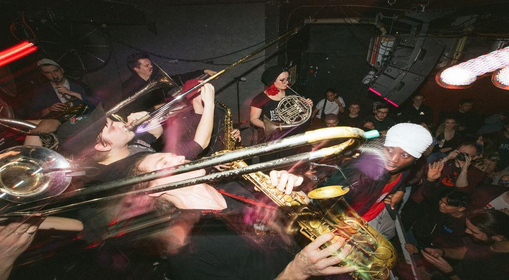 Bangerz Brass
