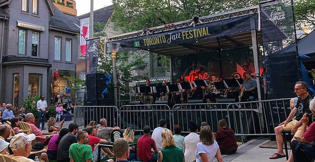 A 10-day-long Jazz Festival is taking over Toronto in June
