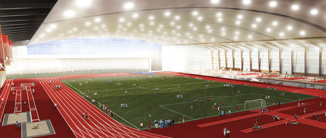 Calgary City Council to consider $20M for design work on multi-sport field house