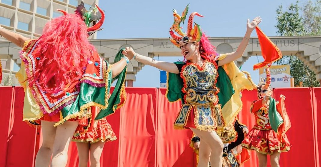 A massive free Latin festival will take over downtown Calgary for 3 days this summer