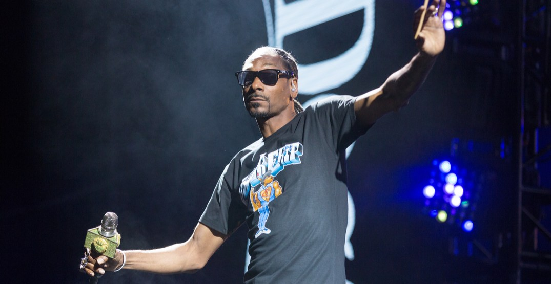 Snoop Dogg just gave Cactus Club's Frosé a hilarious shoutout (VIDEO)