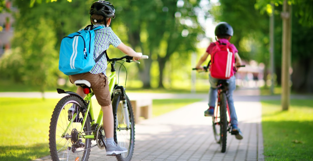 Bike to School Week returns to Metro Vancouver this month