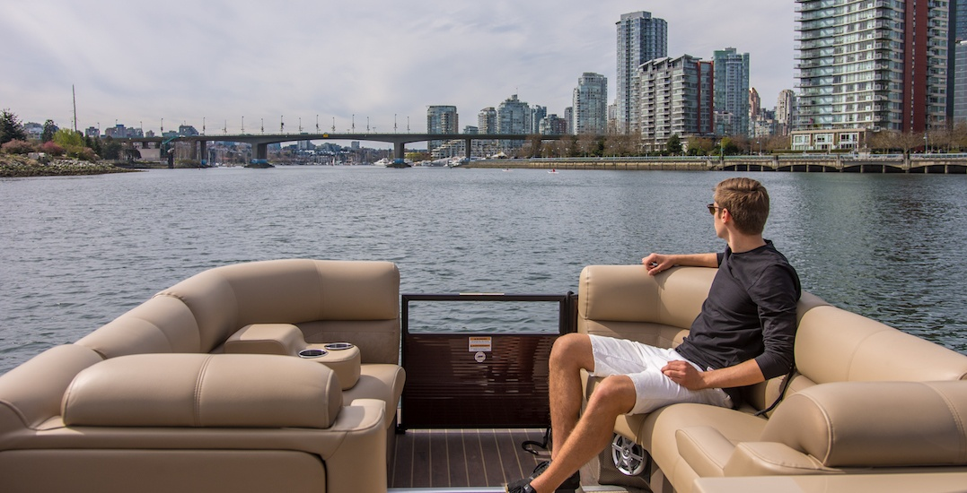 Here's why renting a private pontoon will make your summer
