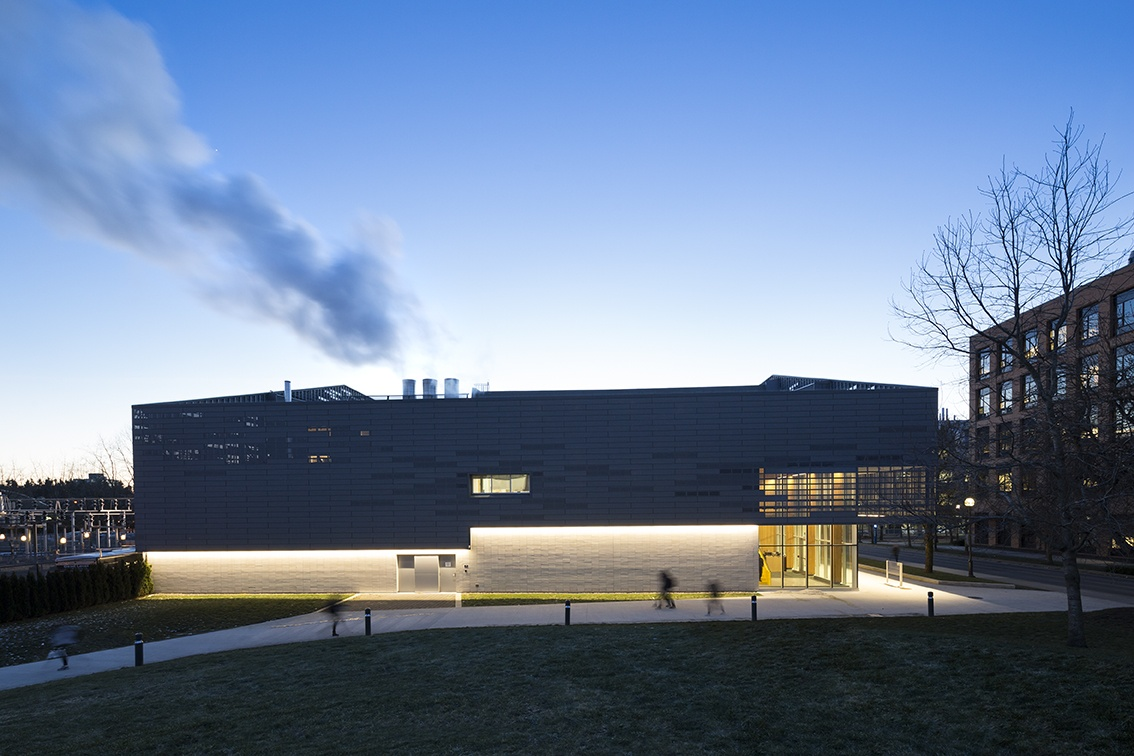 UBC Campus Energy Centre building award