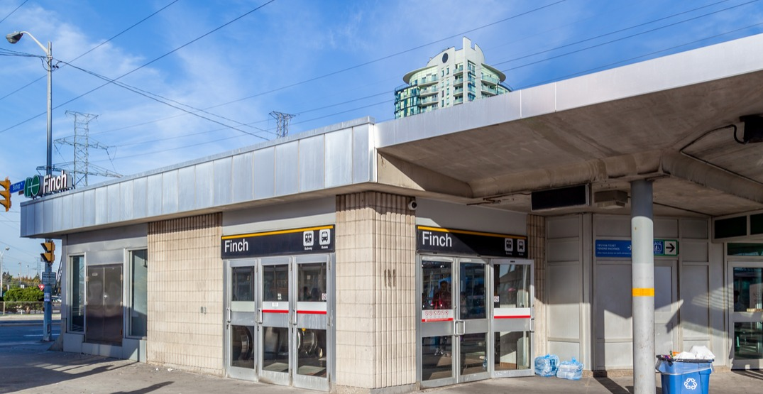 You can now pick up your groceries at select TTC stations