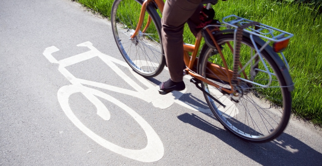 Vancouver's 30km/h speed limit pilot project will also apply to cyclists
