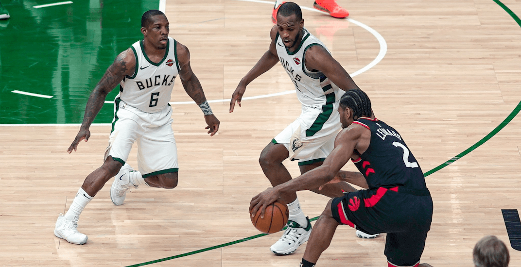 Raptors suffer fourth quarter collapse in Game 1 loss to Bucks