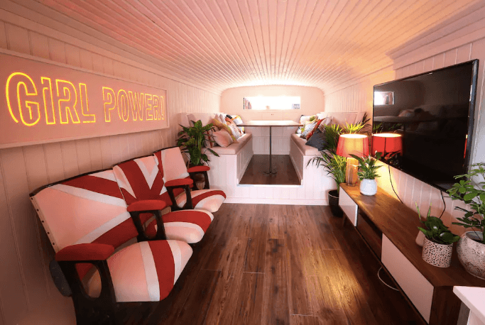 Spice Bus Airbnb