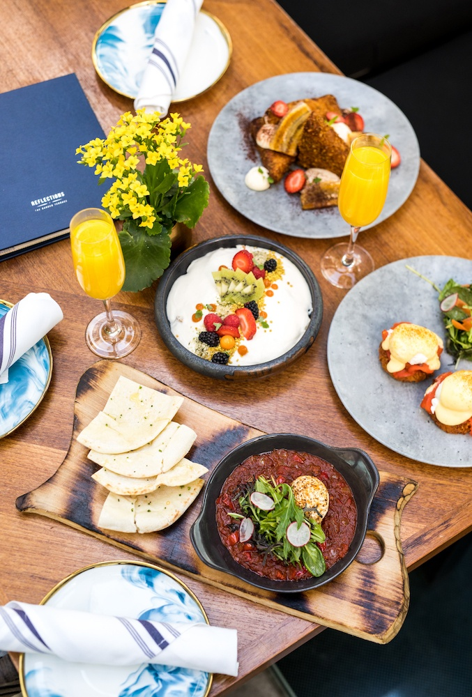 Garden Terrace Hotel: 5 Drool-worthy Brunch Dishes To Try At Reflections: The