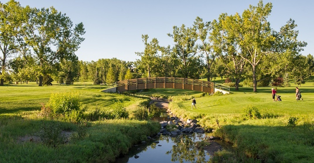 City of Calgary to consider redeveloping its under-utilized golf courses