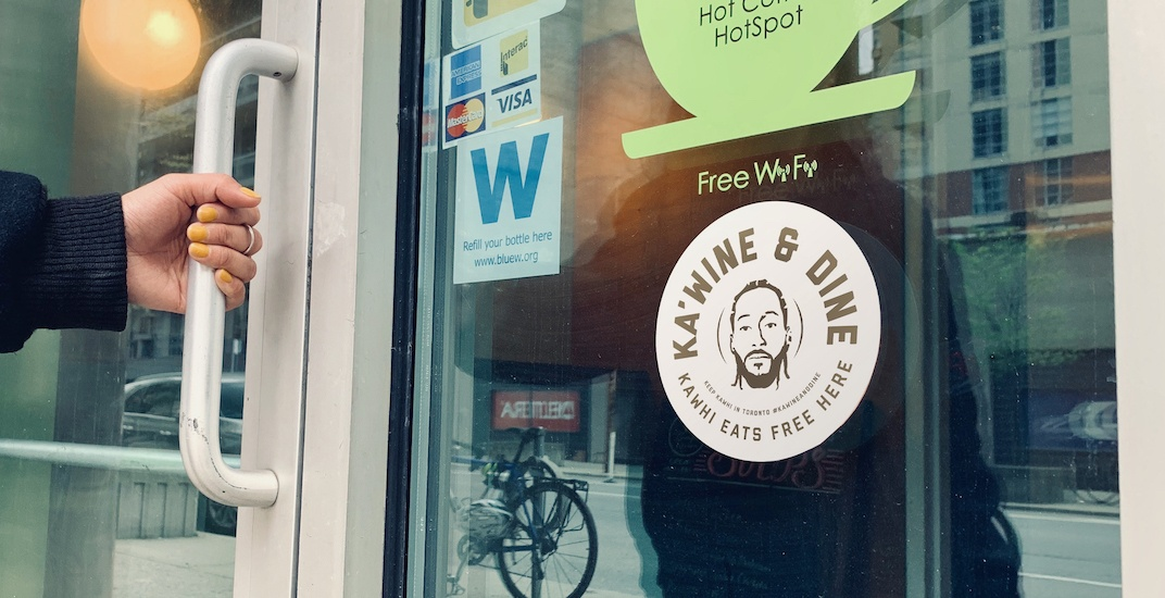 Toronto restaurants offers Kawhi Leonard 'free food for life' if he re-signs