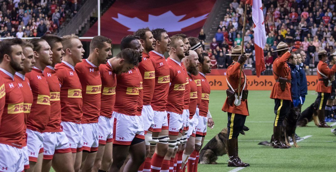 BC Place to host Canada-USA international rugby match this summer