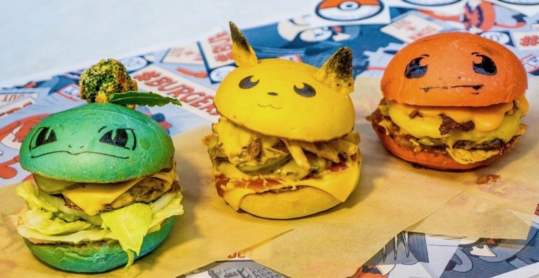 There's a Pokémon pop-up bar slated to come to Vancouver