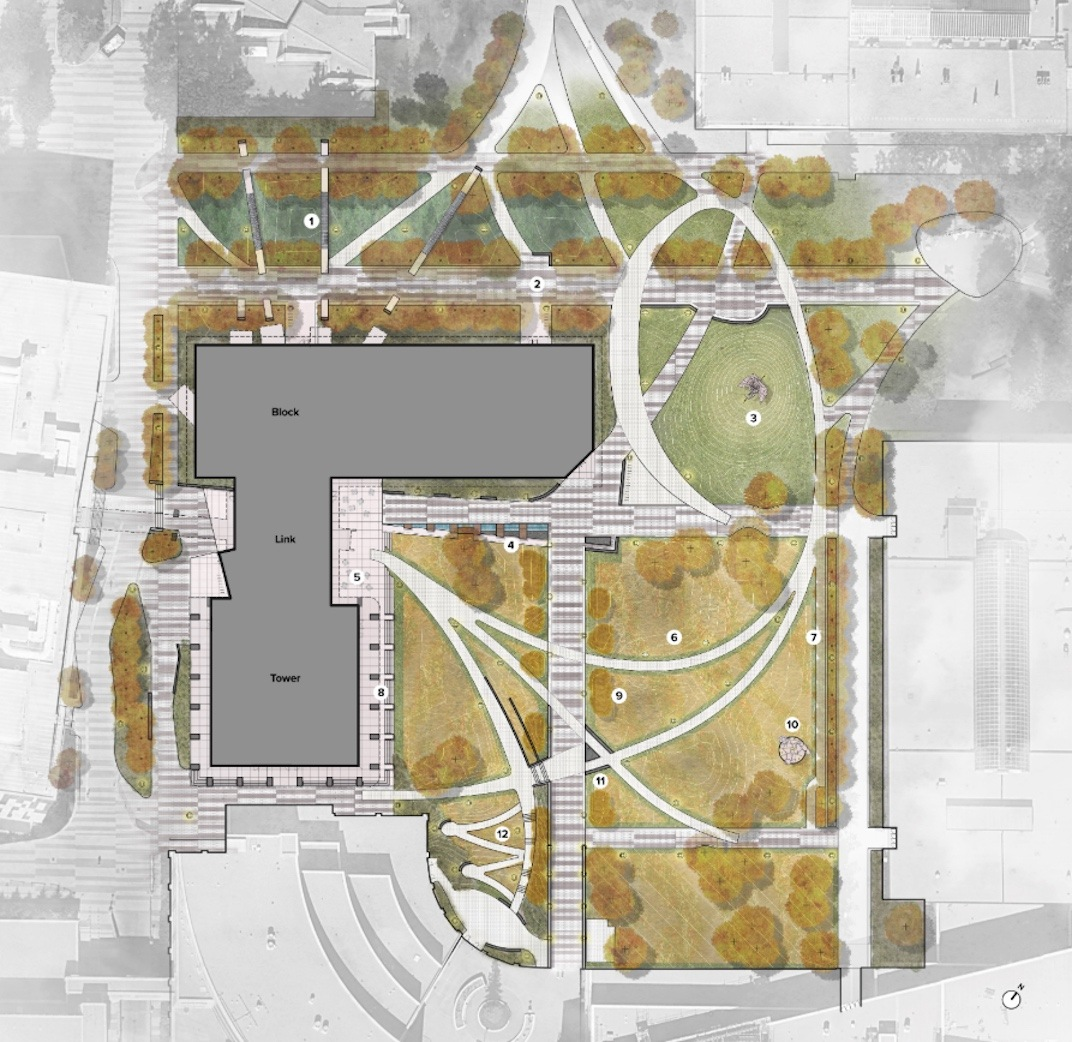 MacKimmie Complex and Professional Faculties Building Redevelopment University of Calgary