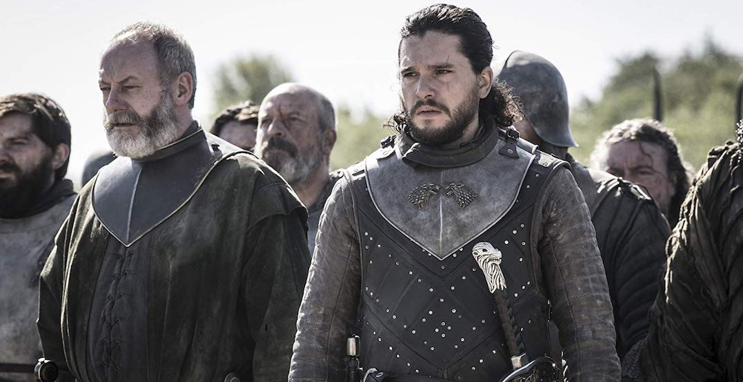 BC man ticketed for going almost 2x the speed limit to catch Game of Thrones finale