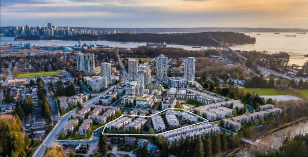 Enjoy true North Vancouver living at this new residential community