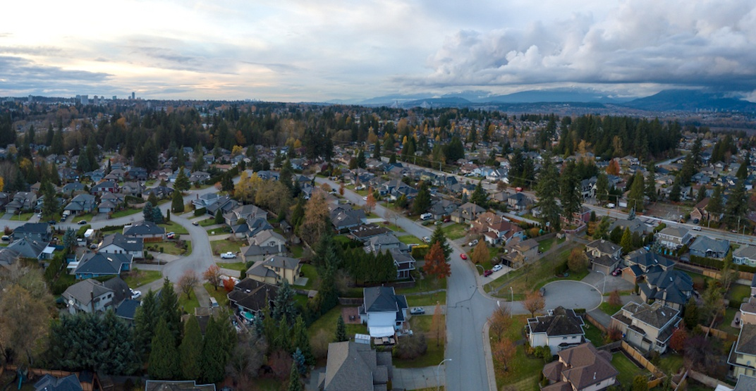 Suburban, car-dependent living is killing residents in Metro Vancouver: study