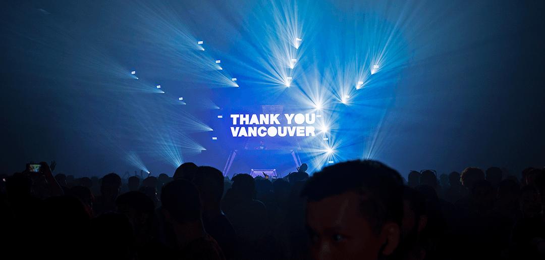 Armin Van Buuren Vancouver May 18th 2019