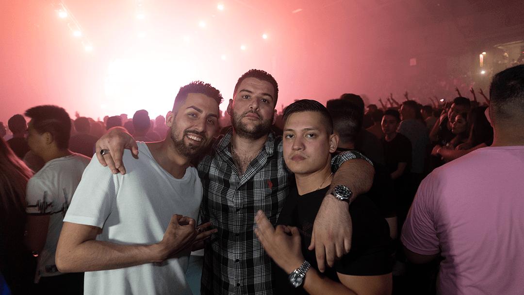 Armin Van Buuren Crowd Vancouver May 18th 2019