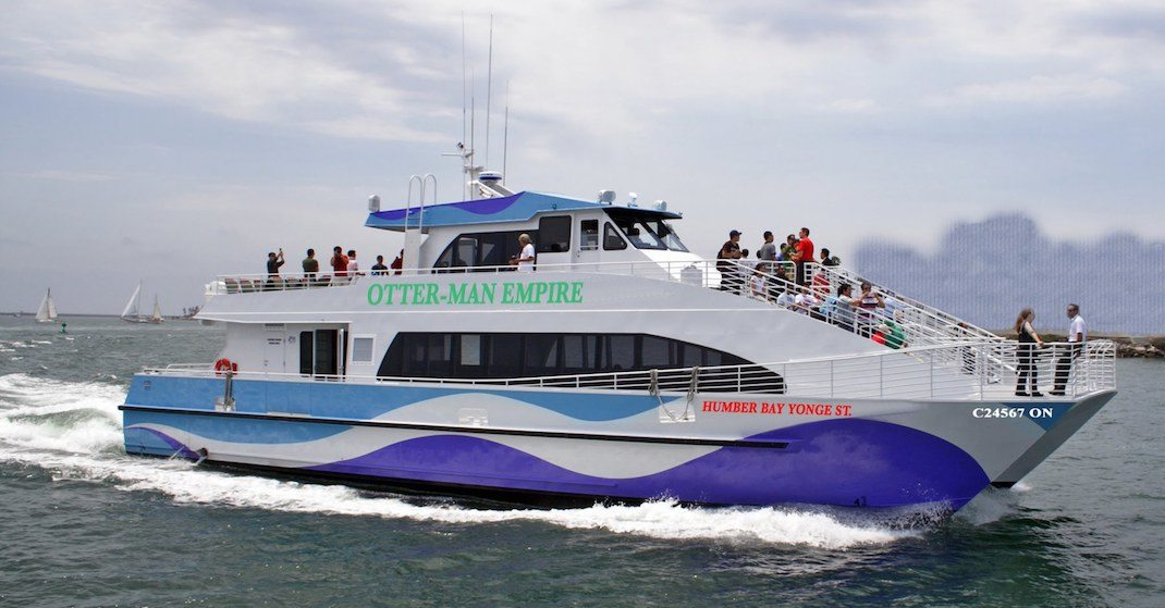 New rush-hour ferry route proposed for Toronto