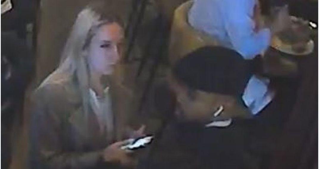 Police warn public of duo pick pocketing in downtown Toronto restaurants (VIDEO)