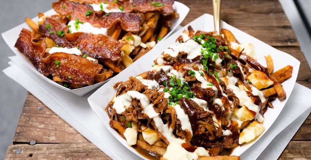 A huge Poutine Fest is happening in Toronto this week