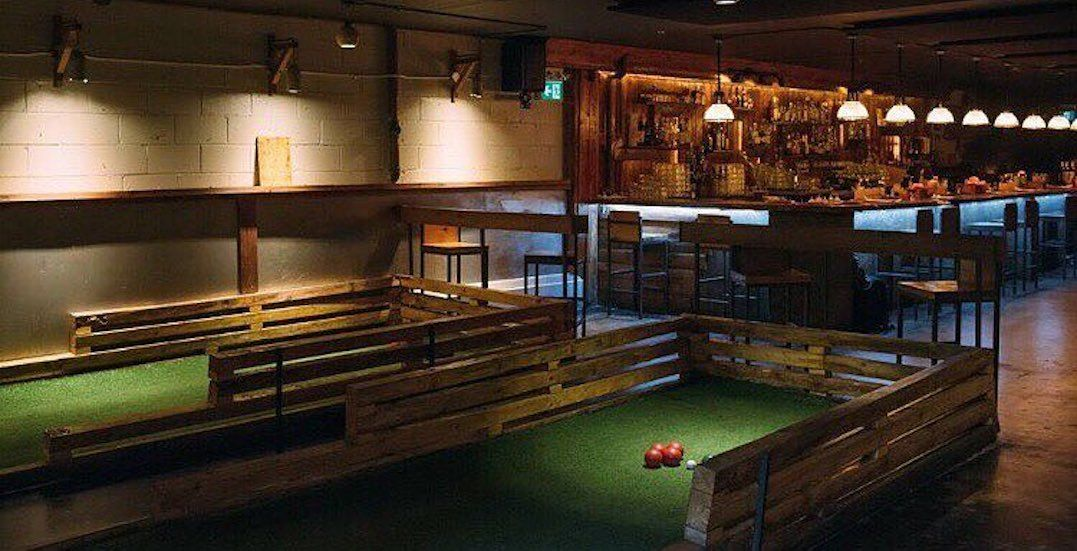 Toronto's beloved lawn games bar Track & Field is closing