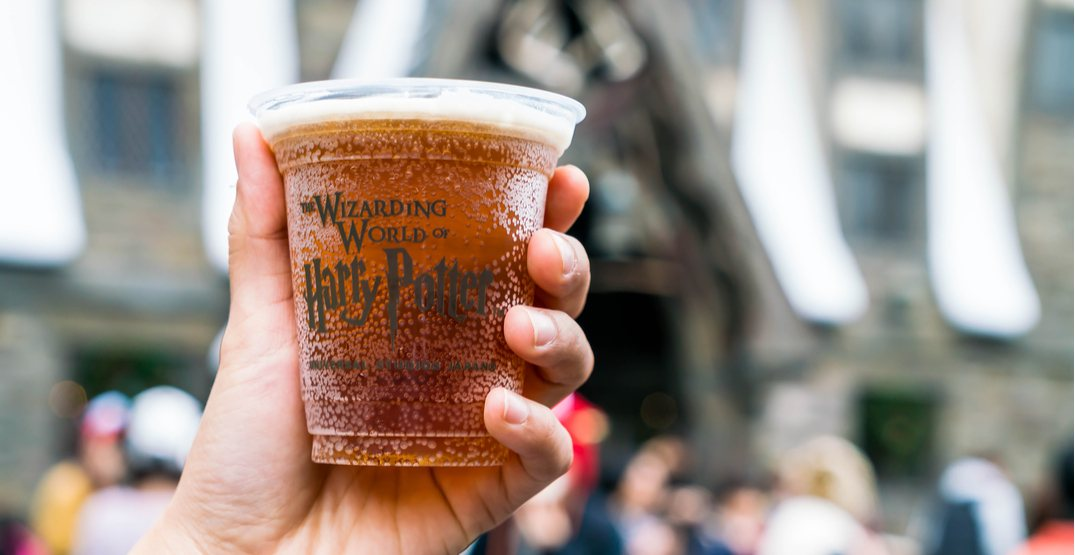 A Harry Potter beer festival is happening in Vancouver next week