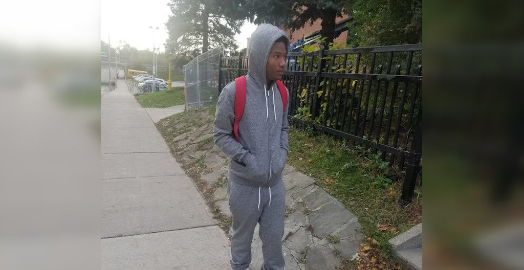 Police concerned for safety of missing 15-year-old boy