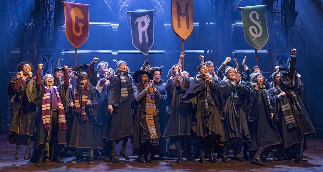 Toronto is getting the Canadian premiere of Harry Potter and The Cursed Child