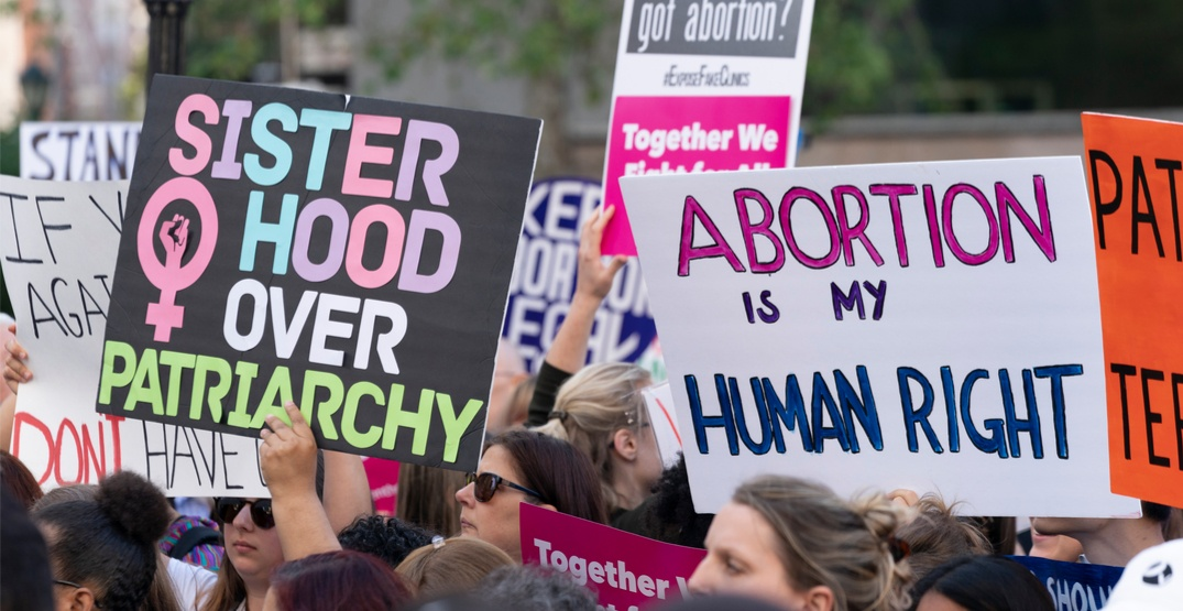 There's going to be a pro-choice rally at city hall this Friday