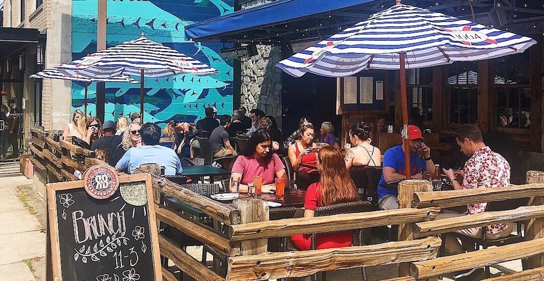 14 patios around Mount Pleasant you need to visit this summer
