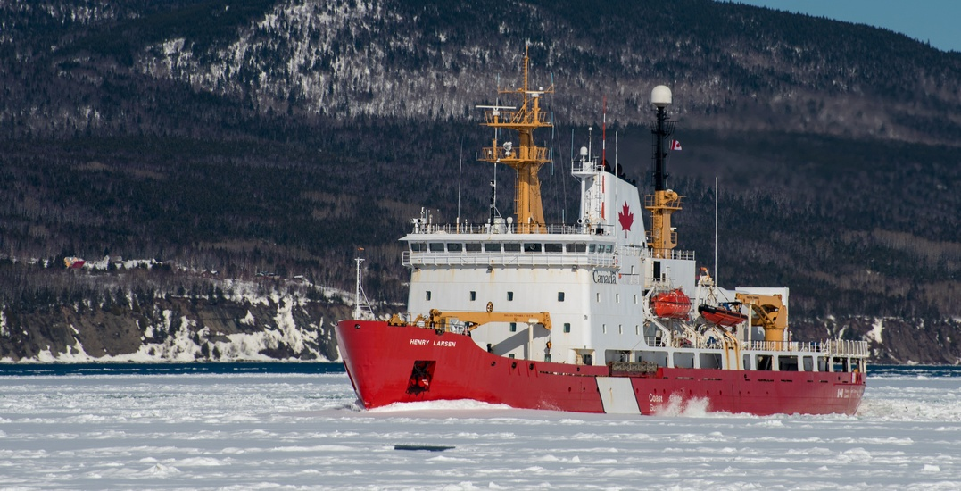 Trudeau announces plan to build 18 new Canadian Coast Guard ships