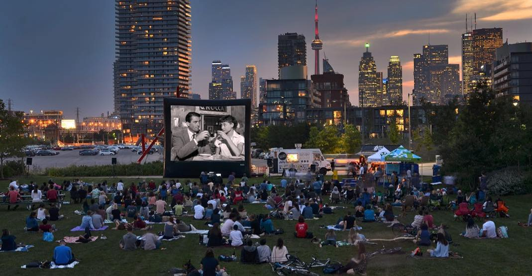 All the movies you can watch at Corktown Common Park this summer