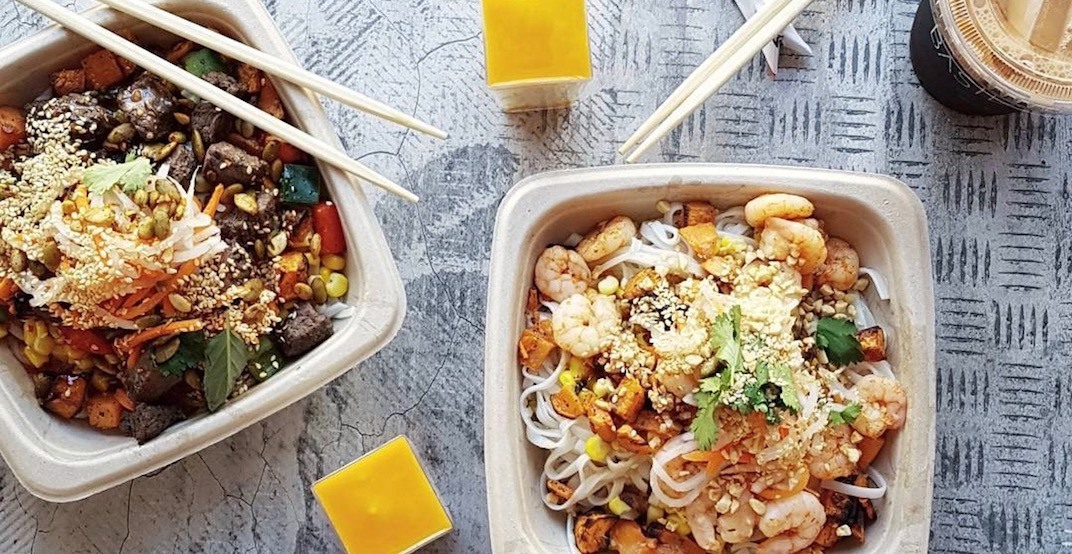 This popular Asian noodle bowl spot just opened its first Calgary location
