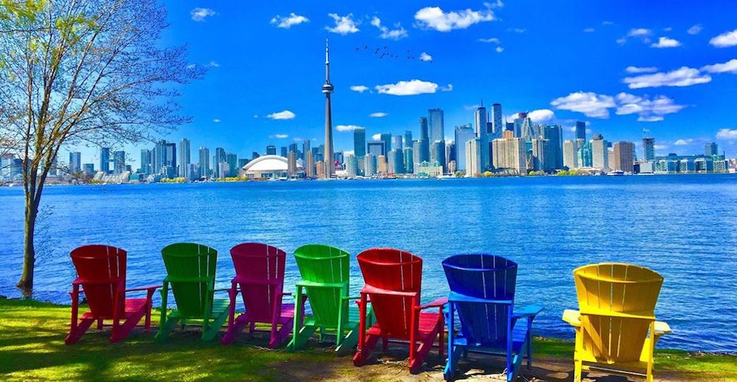 14 scenic Toronto locations to take the coolest pics this summer