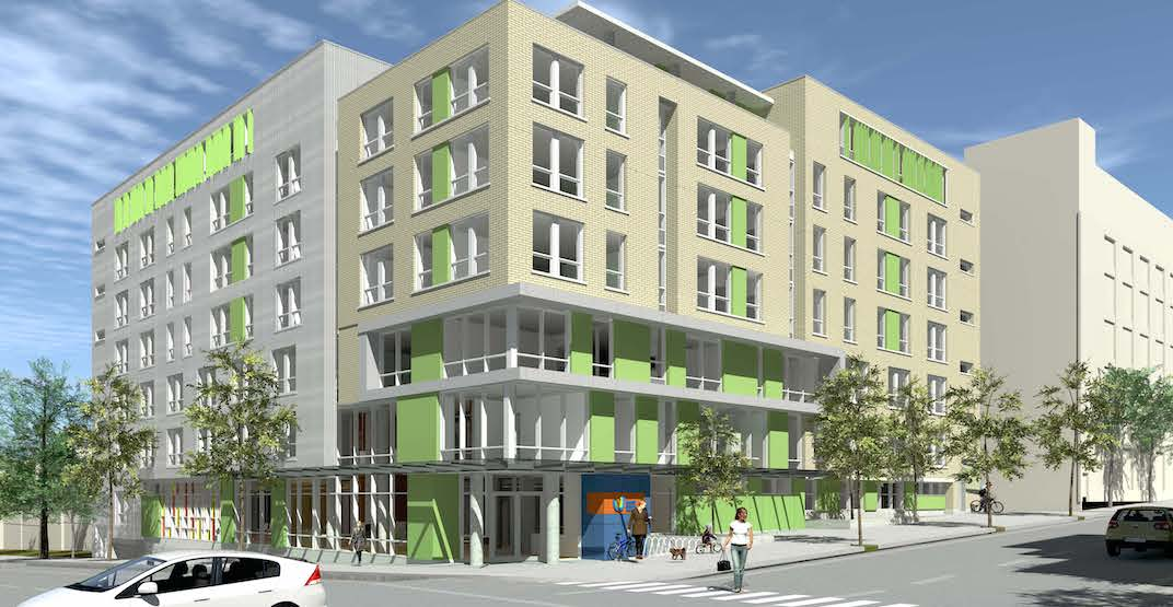 Construction begins on Union Gospel Mission's $35.5-million Downtown Eastside expansion