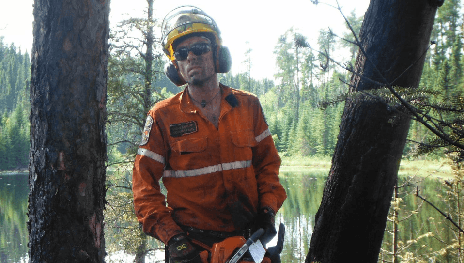 Firefighter alleges discrimination over lack of vegan food during BC wildfire