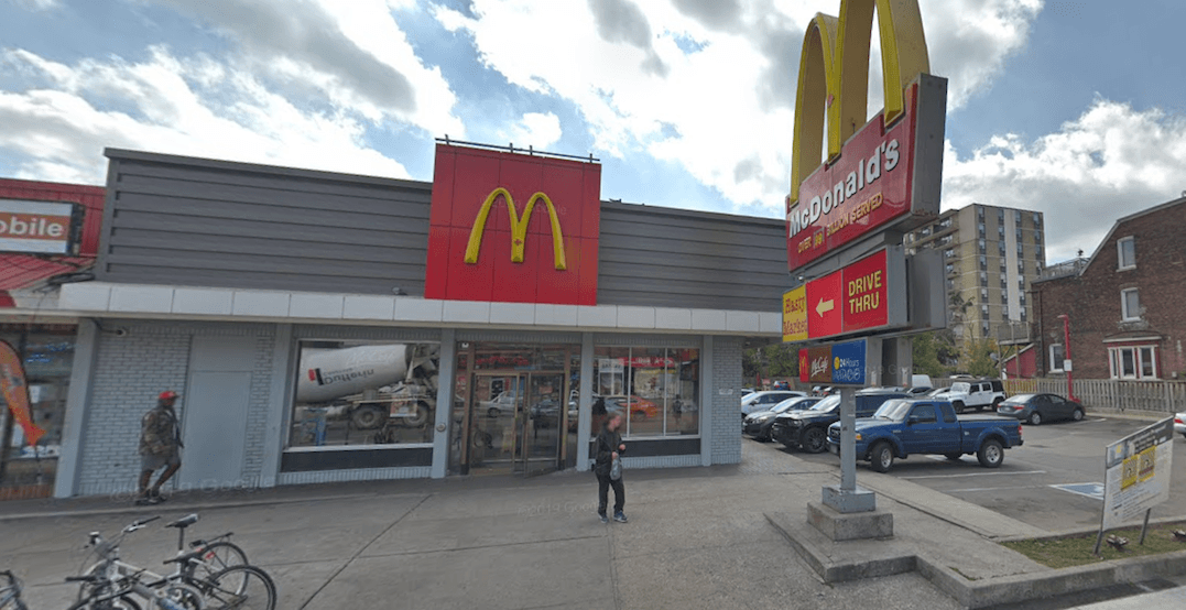 Parkdale's popular McDonald's relocates to Liberty Village