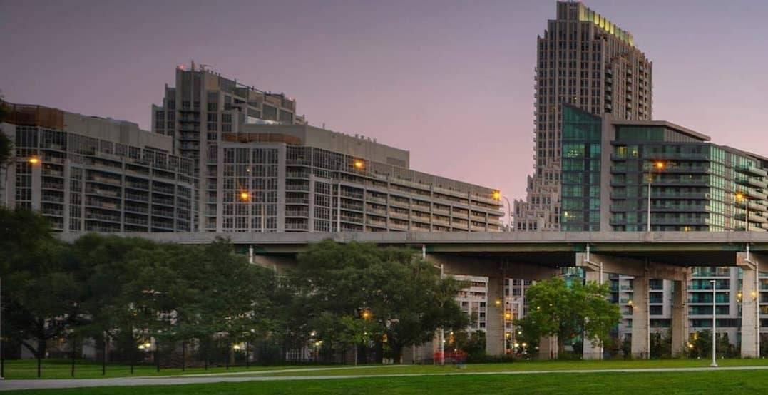 The Bentway is offering a communal dinner service series this year