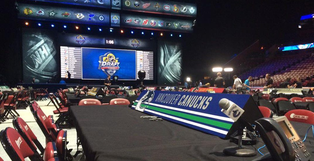 The Canucks should avoid drafting a defenceman in the 1st round this year