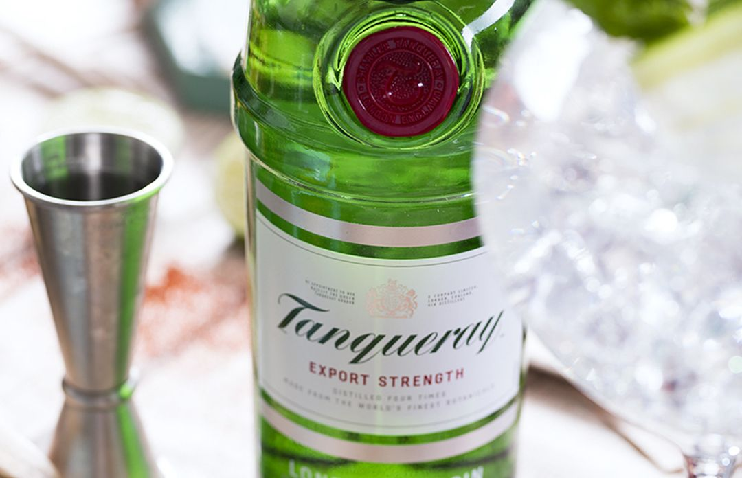 Why Tanqueray gin needs to become your new summer drink