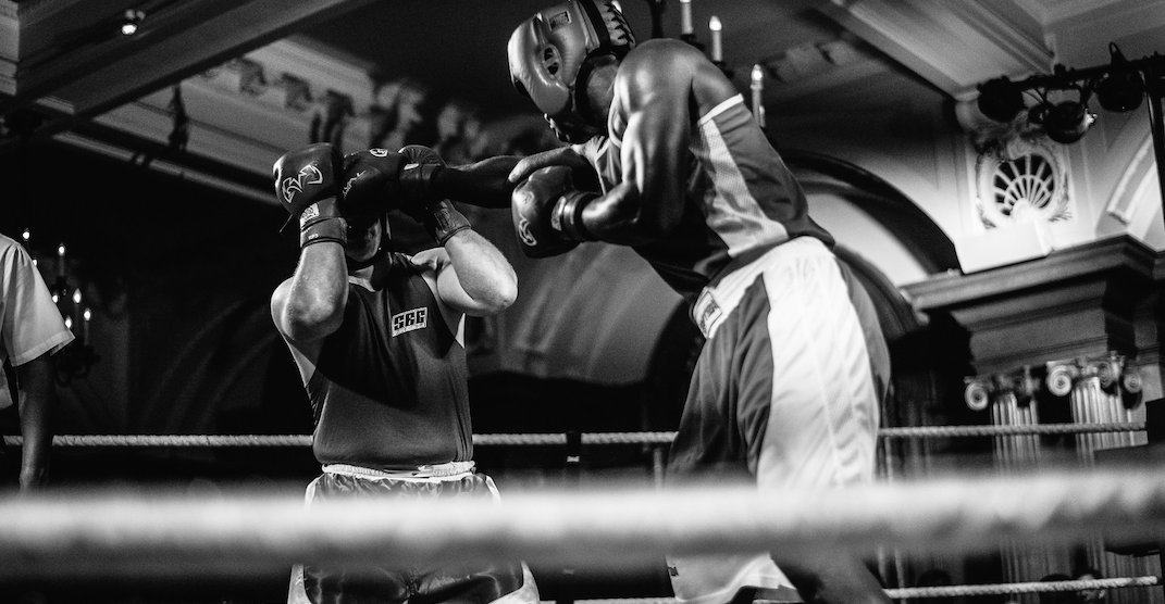 Burnaby hosting first-ever professional boxing event 'Thrilla at the Villa' tomorrow night