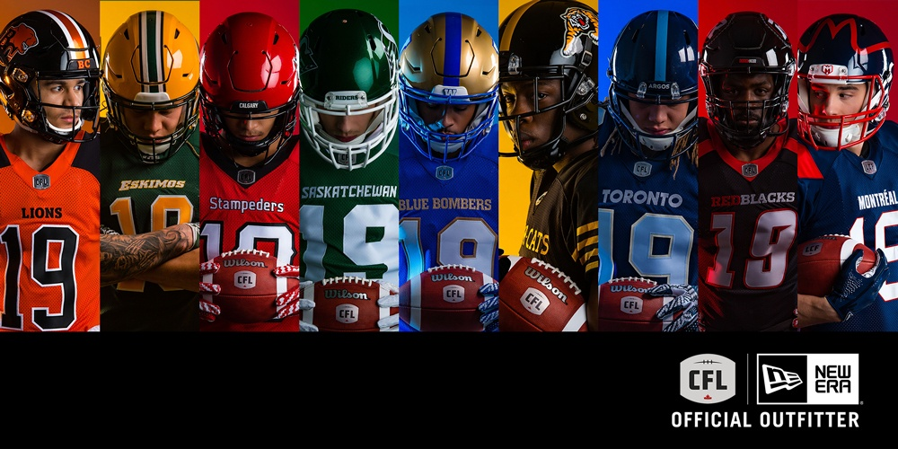 cfl home uniforms