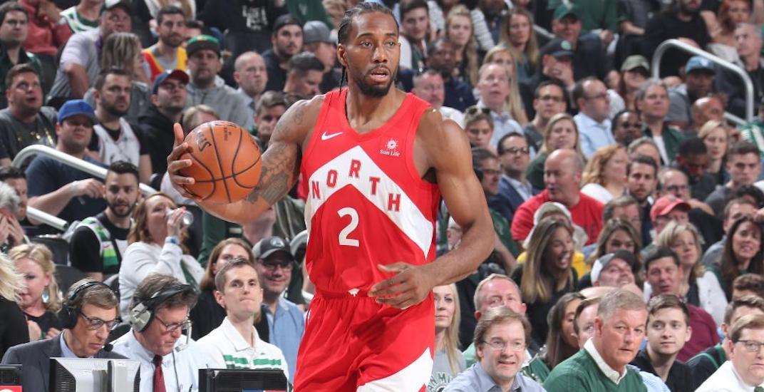 Kawhi Leonard leads Raptors to crucial Game 5 win in Milwaukee