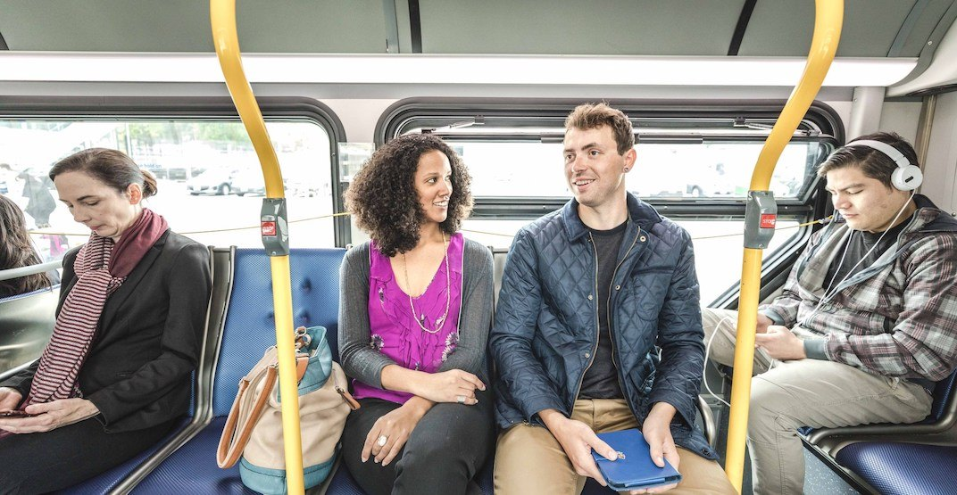 Please stop opening windows on air conditioned trains and buses: TransLink